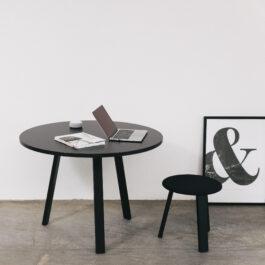 Tisch Dreibein schwarz kühnlewaiko