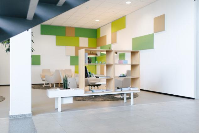 Empfangsbereich-kühnle'waiko-büromöbel